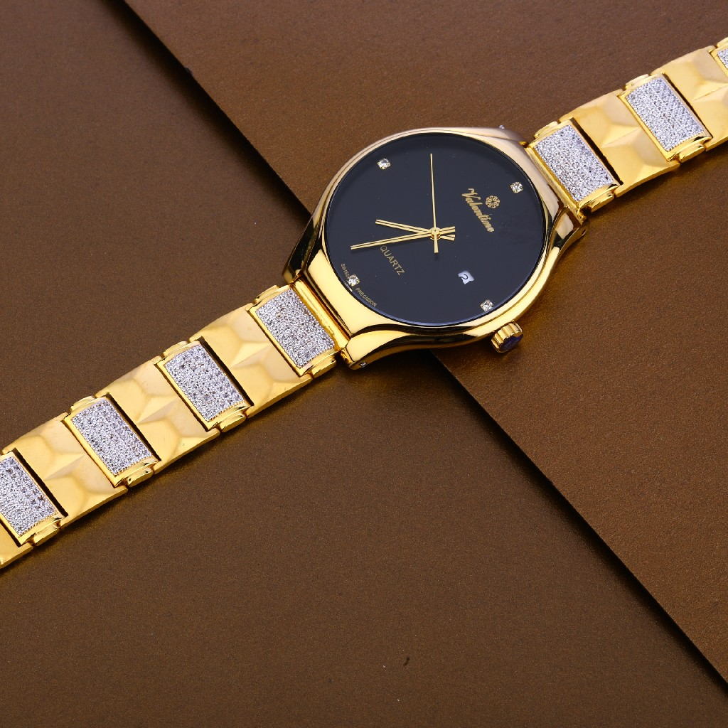 22kt Gold  Hallmark Mens Watch MW15