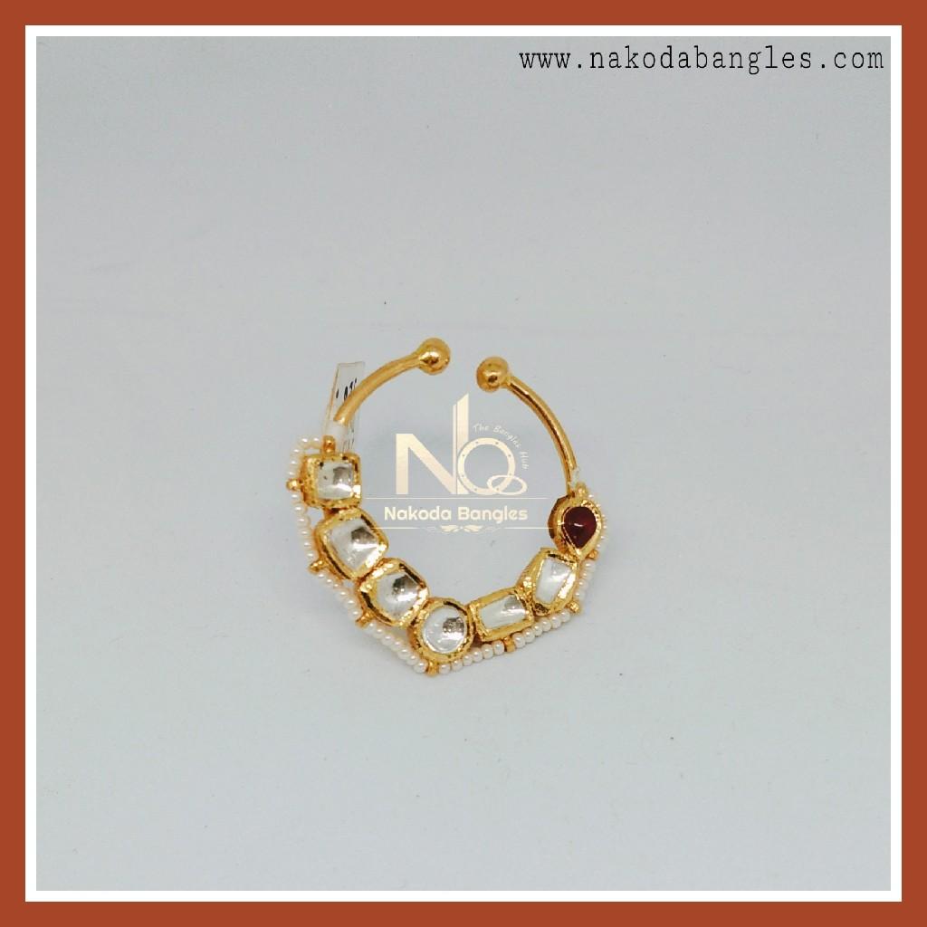 916 Gold Antique Nath NB-269