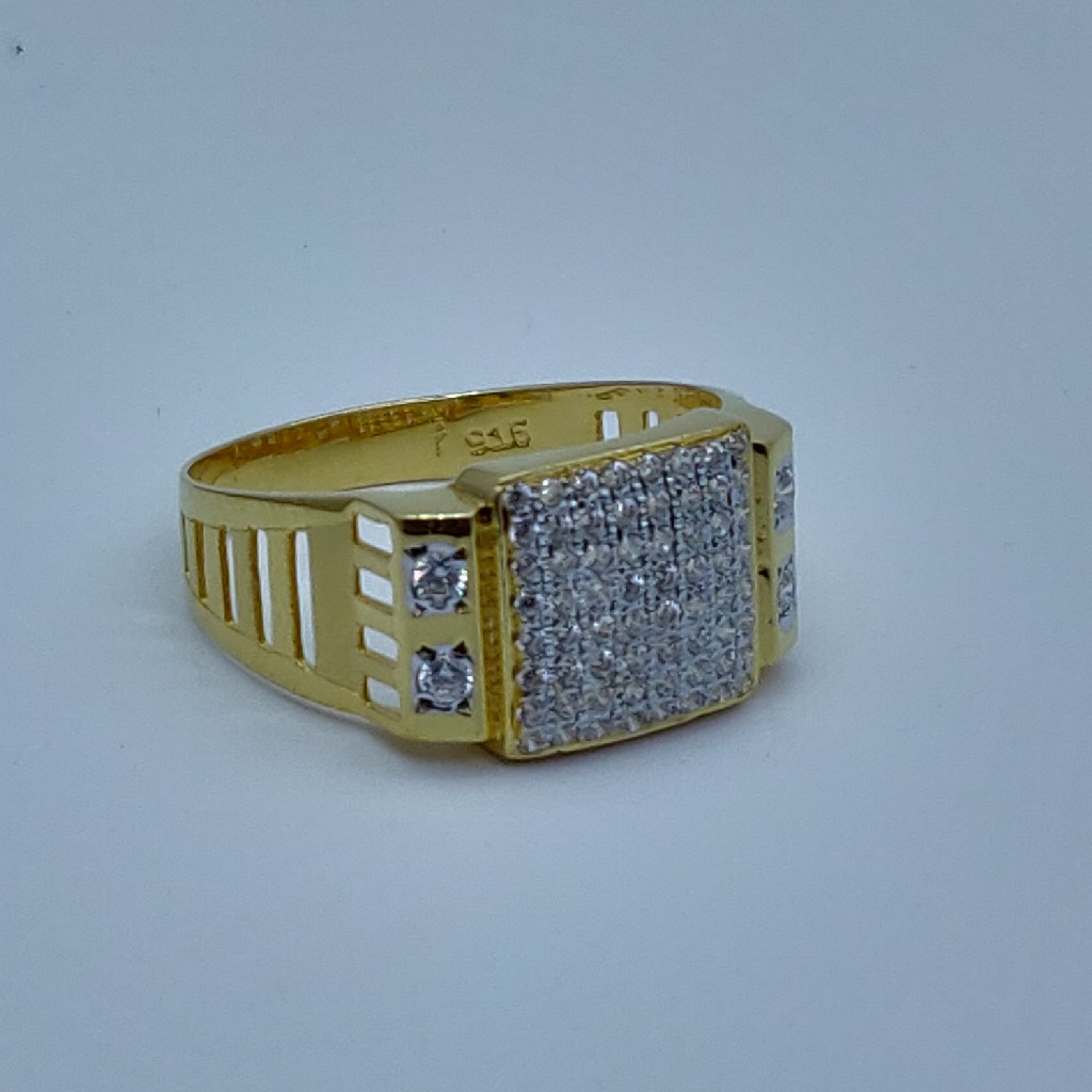 916 HM executive ring for  men