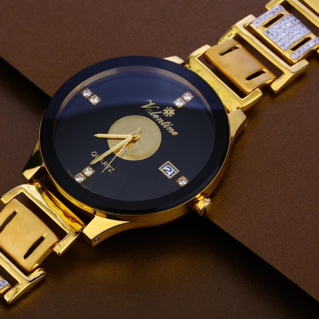 22kt Gold  Mens Watch MW16