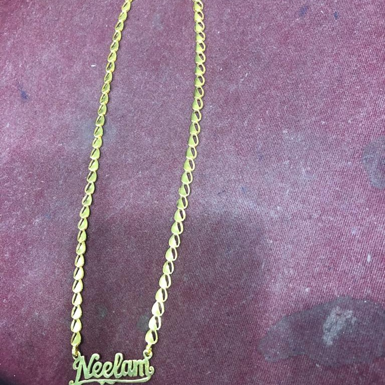 916 hmc pendant chain