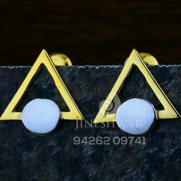 Precious gold Plain Casting Tops CTG -0068