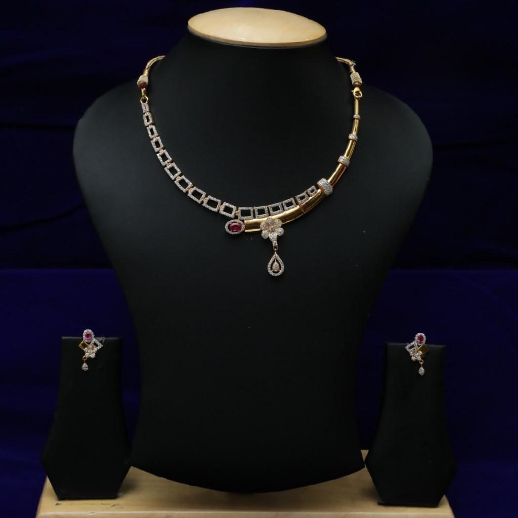 916 Necklace Set CZS0025