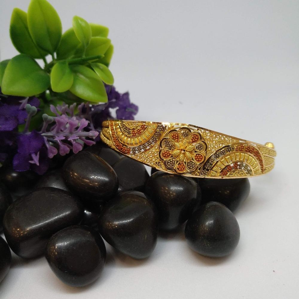 916 Gold Kalkatti Bracelet For Women PO-B007