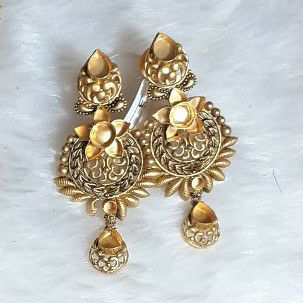 Antique Khokha Necklace Set