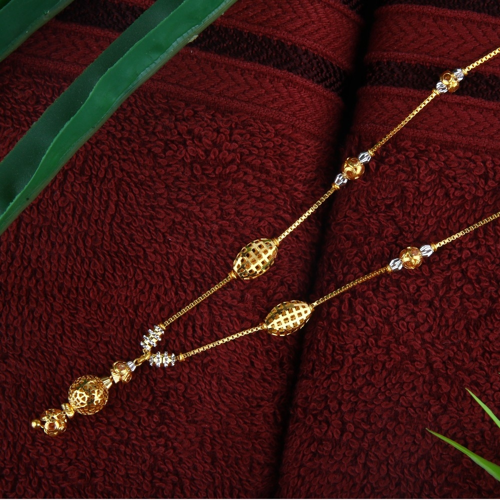 916 Gold Designer Dokiya JJ-N004