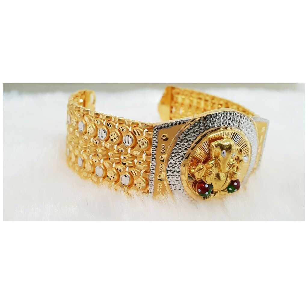 22k Gents Fancy Gold Ganpati Lucky G-9870