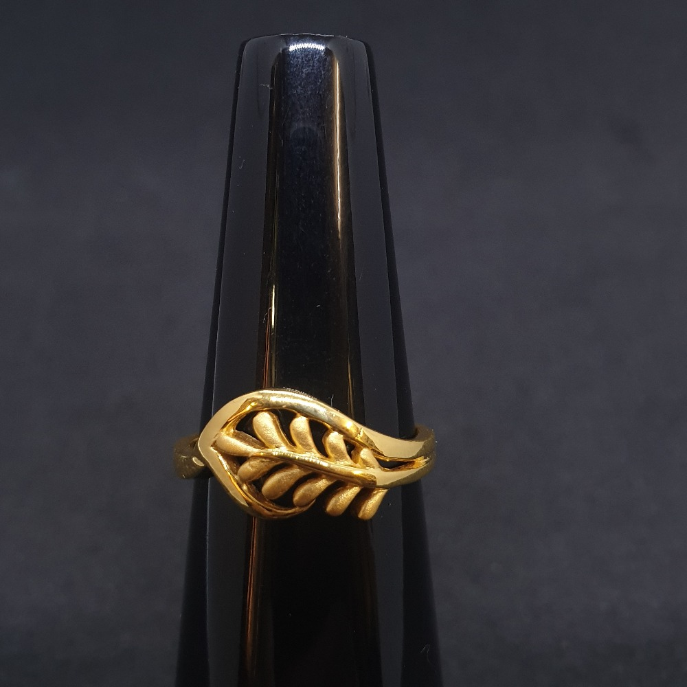Ladies Ring Plain LRG-0425
