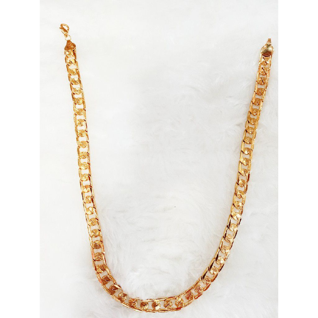 Men's chain golden garrented