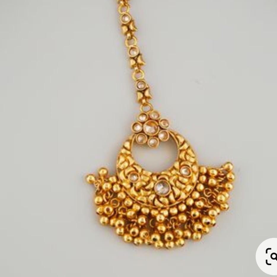 plan gold with ghughri  tikka