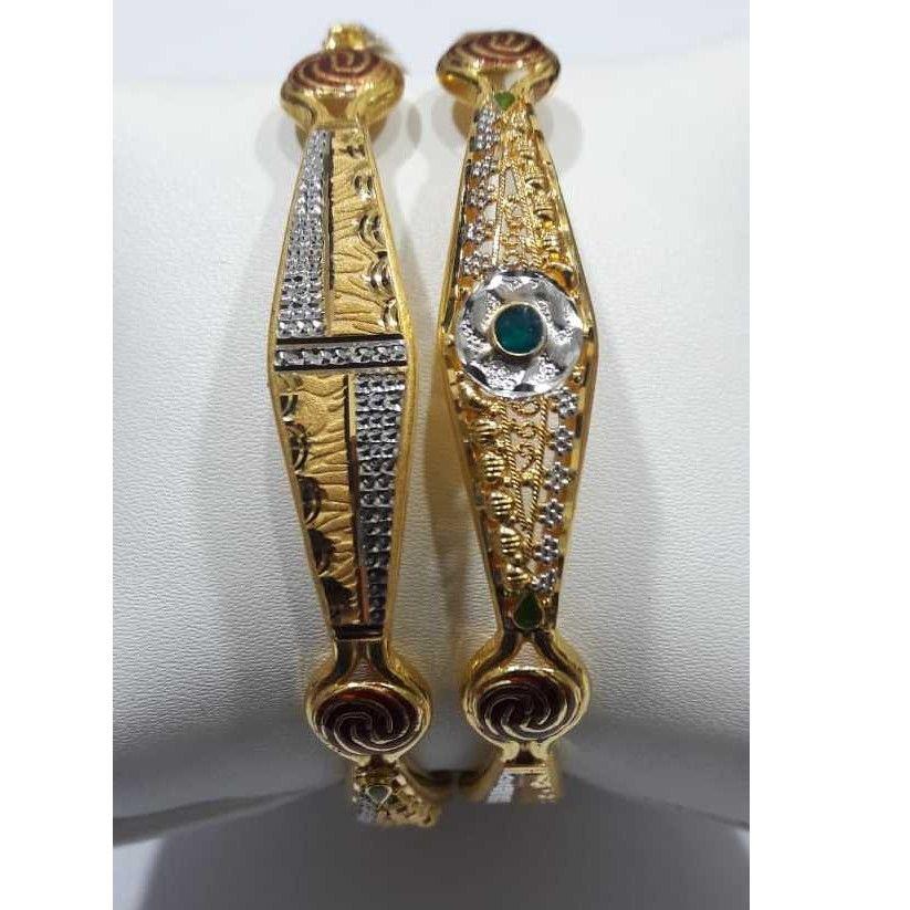 916 Gold Fancy Kadli SG-010