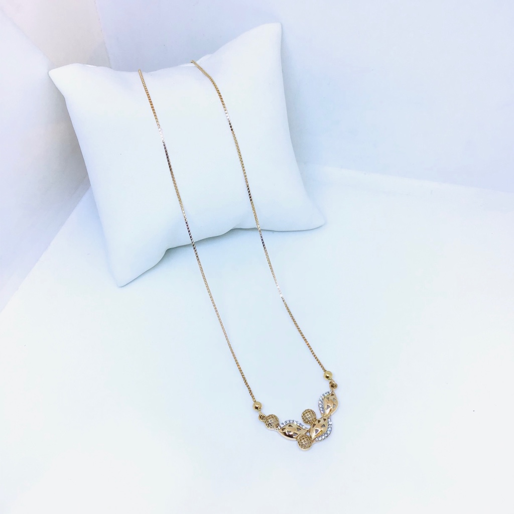 DESIGNING FANCY ROSE GOLD CHAIN FOR LADIES