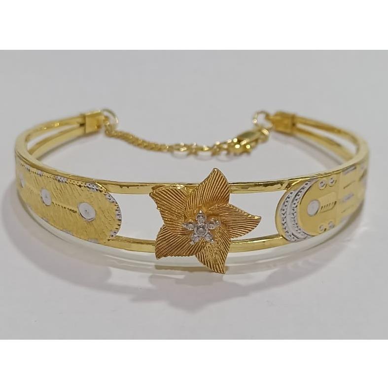 22KT Gold Fancy Bracelet SG-B13