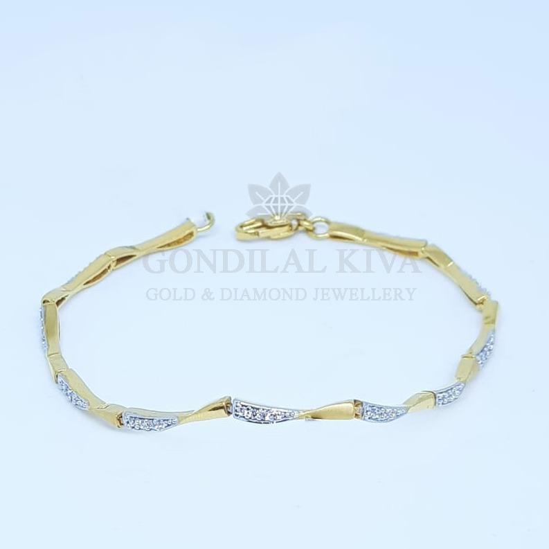 22kt gold bracelet lgbrhm8