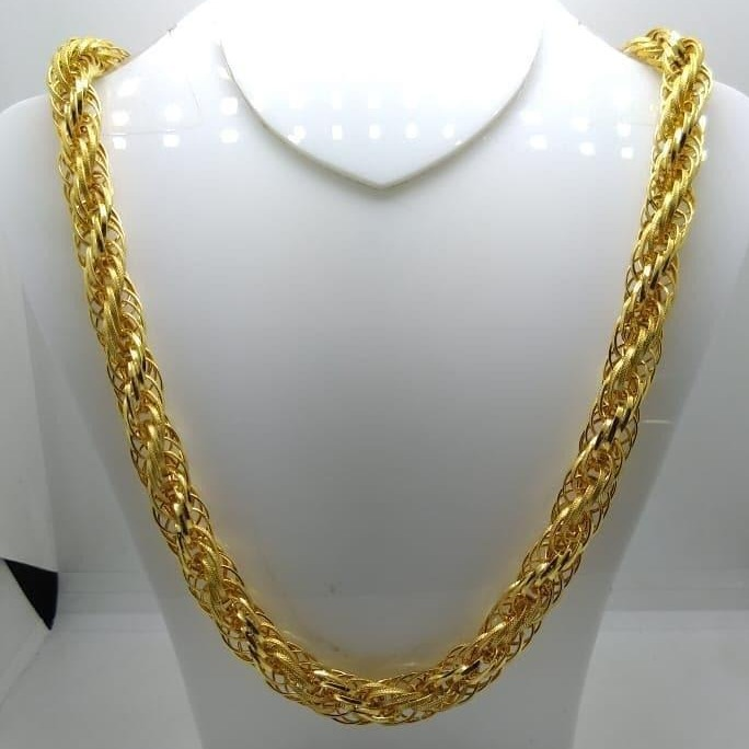 22Kt Gold Indo Gents Chain RH-CH048