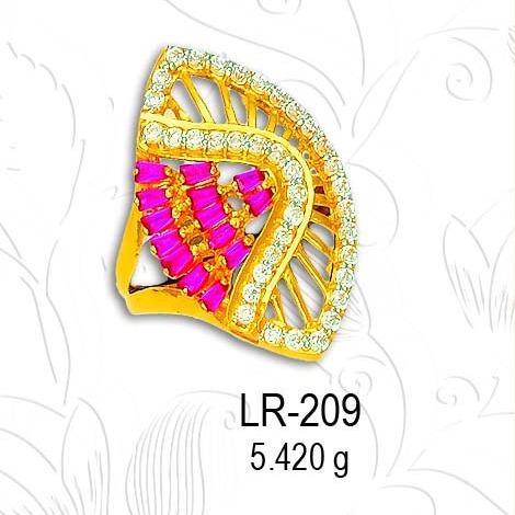 916 lADIES RING LR-209