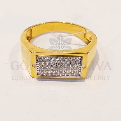 22kt gold ring ggr-h93