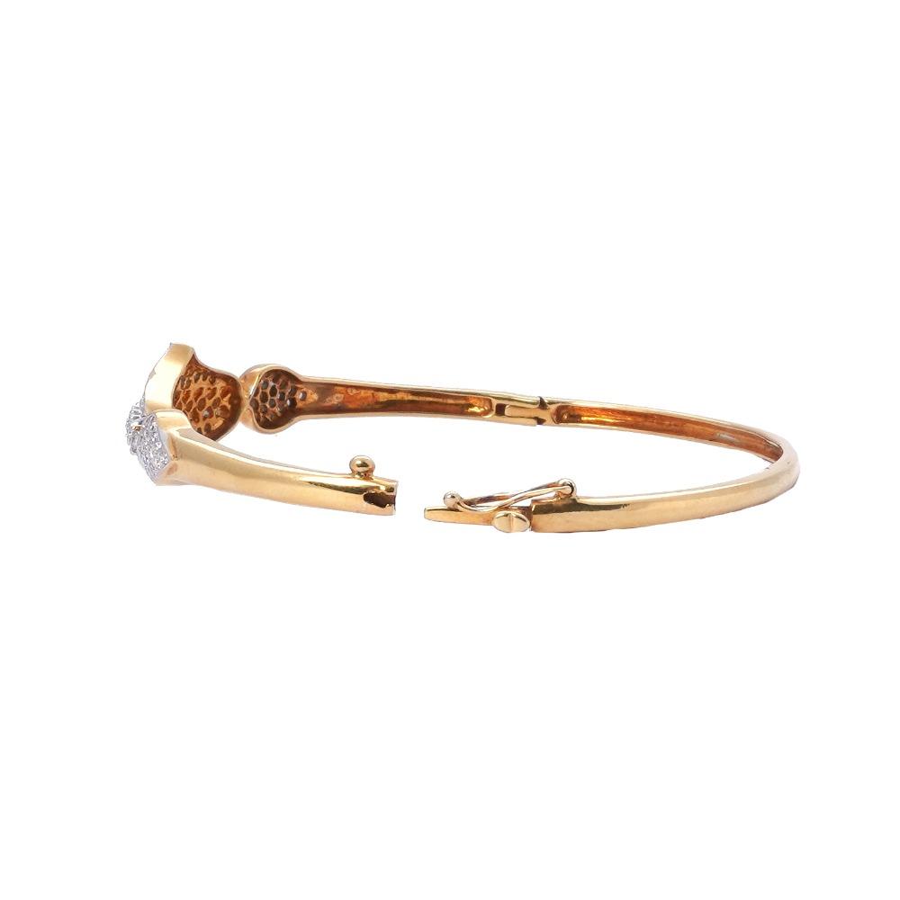 916 Gold Classic Bracelet
