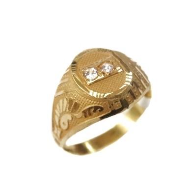 22k gold ring mga - gr0037