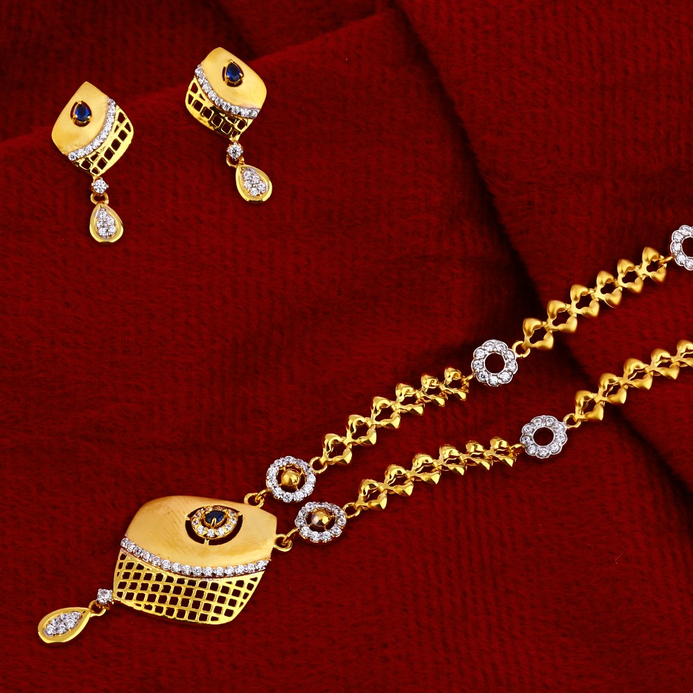 22ct  Gold  Exclusive  Chain Necklace CN78