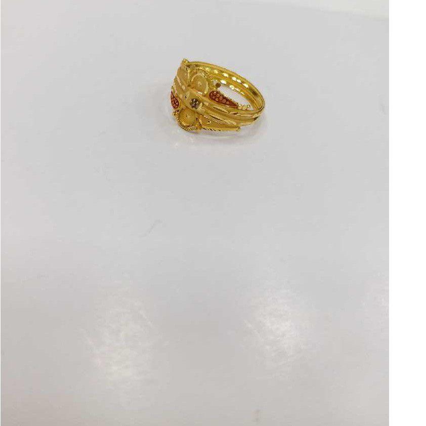 760 gold ladies rings RJ-L005