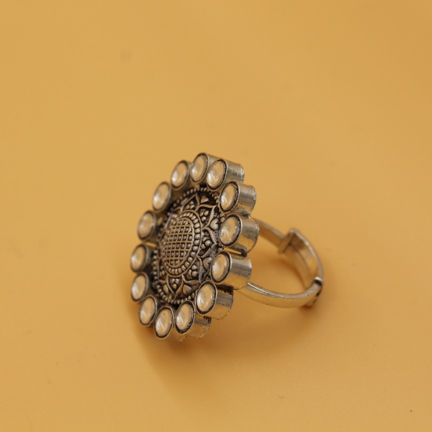 92.5 STERLING SILVER RING SL R050