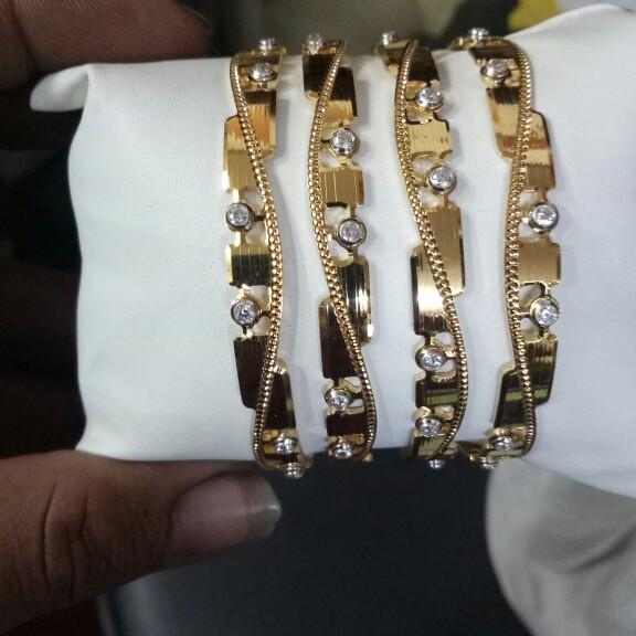 916 CNC Stone bangle