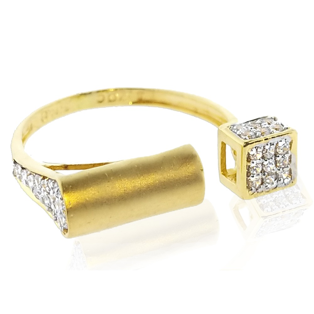 22Kt Gold Designer Ring SO-R009