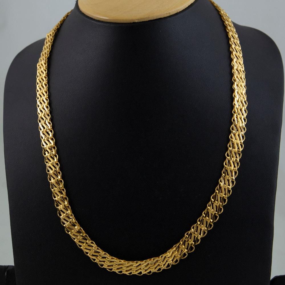916 Gold HMC chain ML-C06