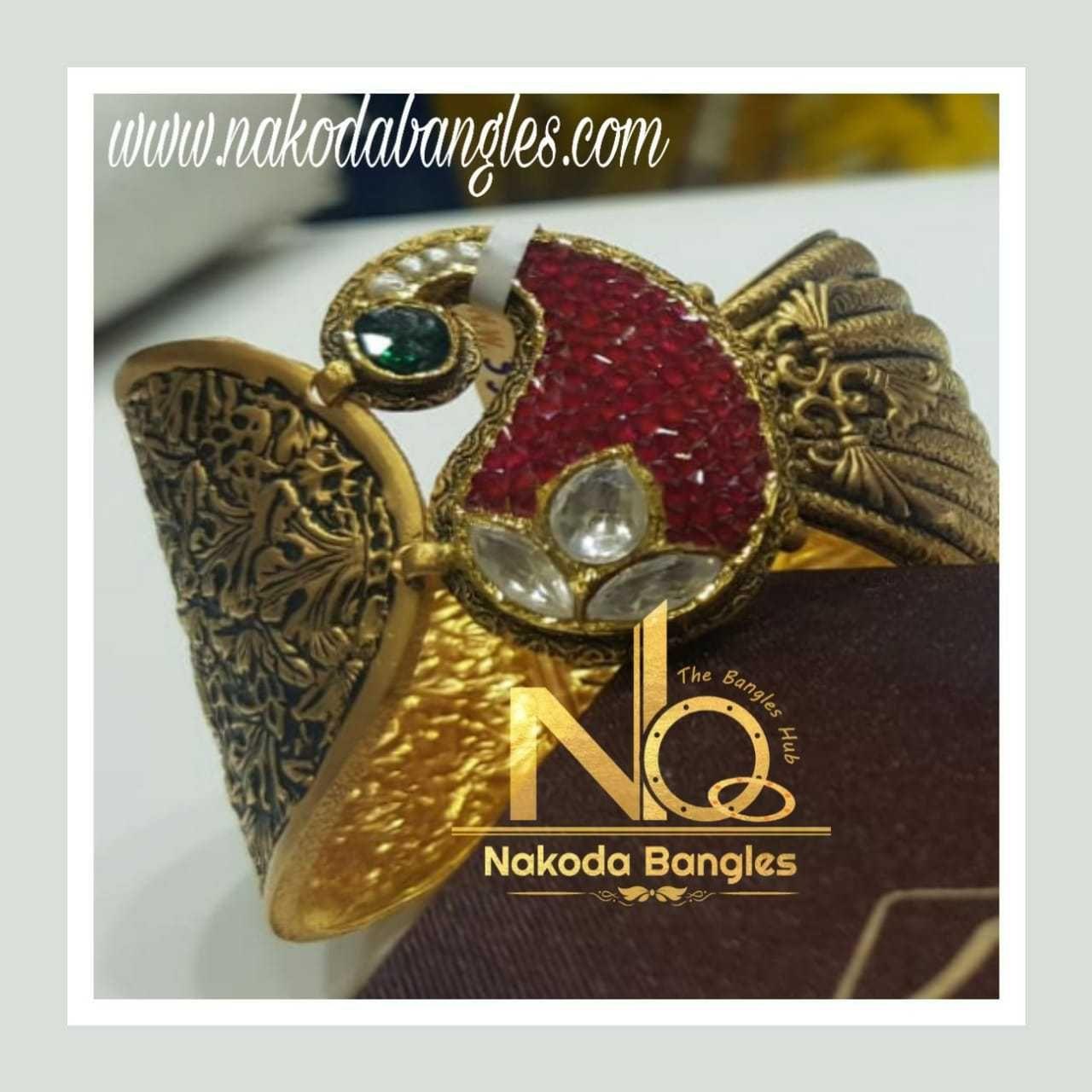 916 Gold Antique Chud NB-1128