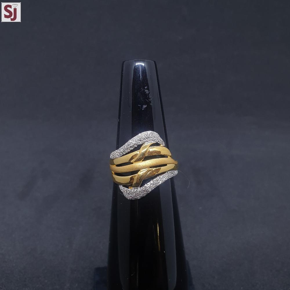 Ladies Ring Plain LRG-0816