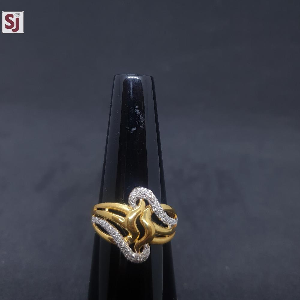 Ladies Ring Plain LRG-0823