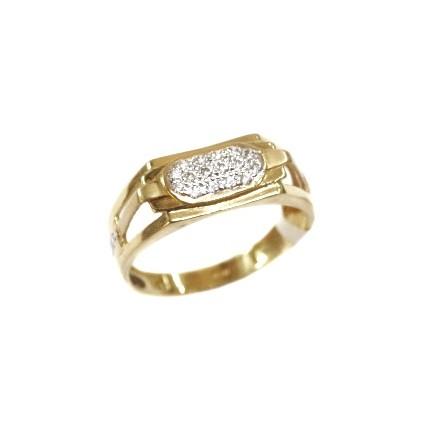 22k gold ring mga - gr0029