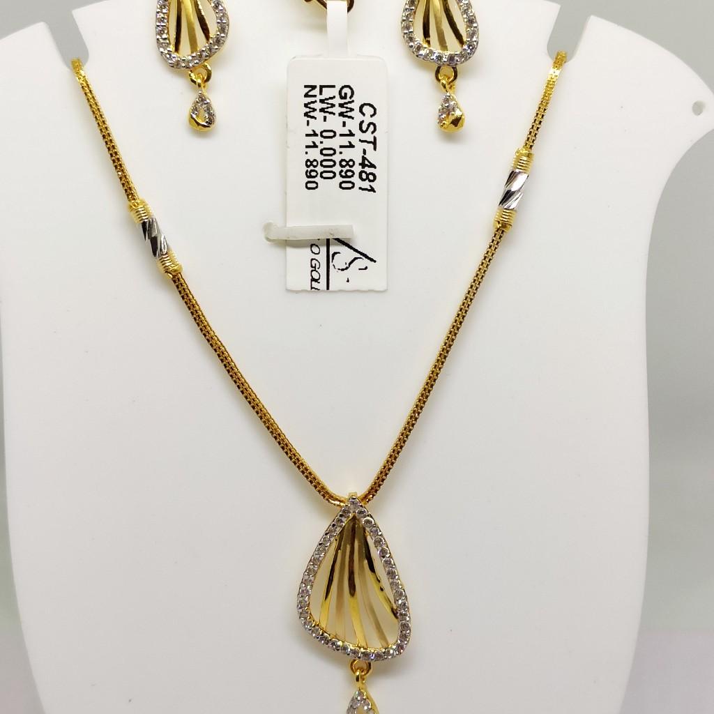 916 gold Delicate exclusive Dokiya