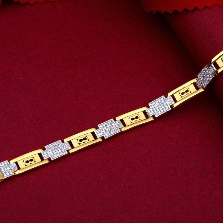 22kt.916 gold men bracelet