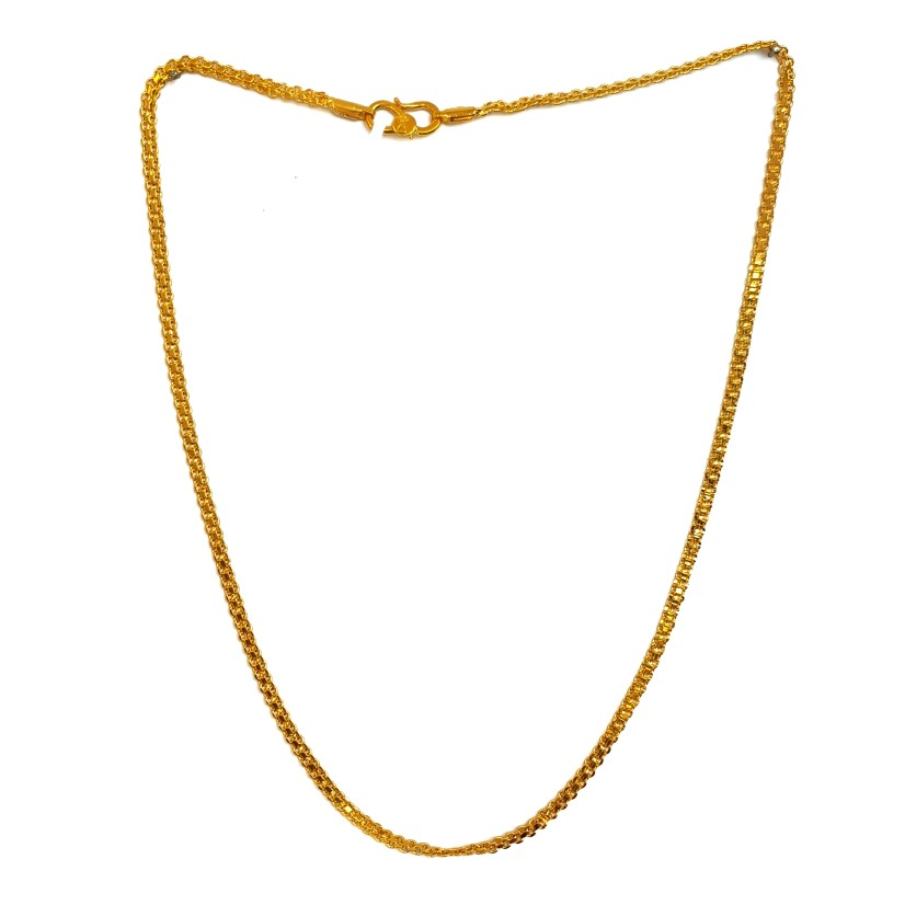 One Gram Gold Forming Chain MGA - CHE0024