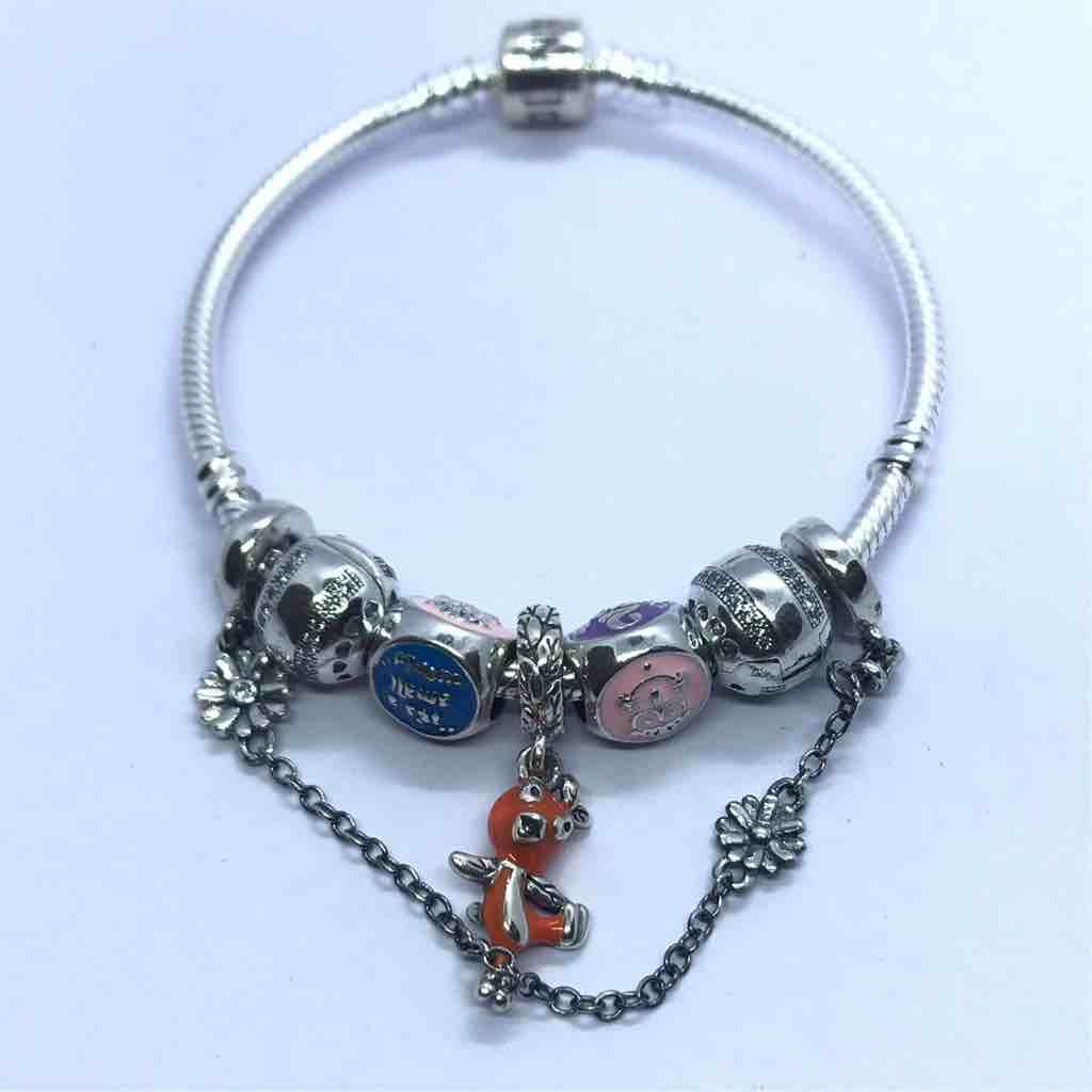 925 sterling silver pendoraa bracelet