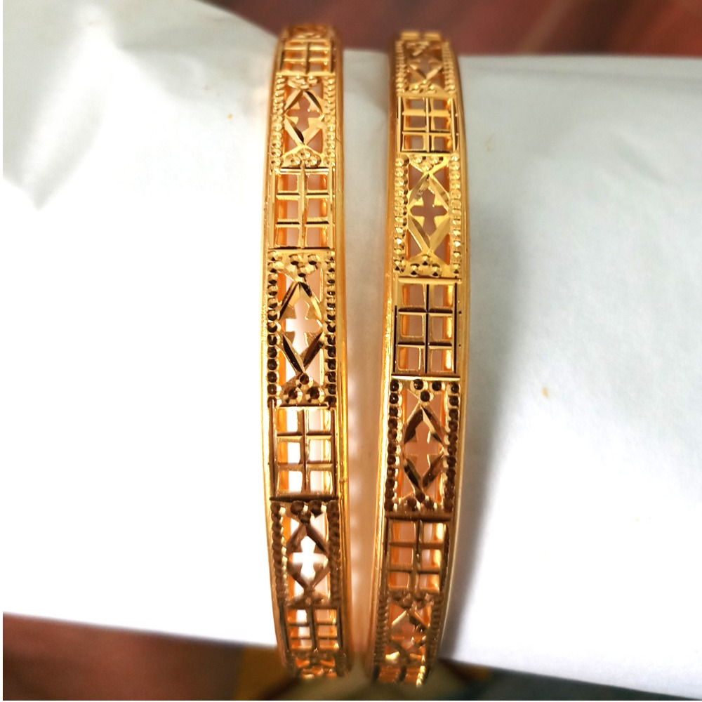22KT Gold Indian Ghabha Kadali