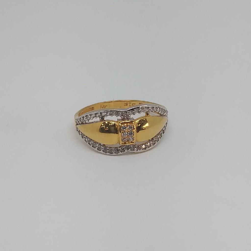 22kt 916 gold fancy ring