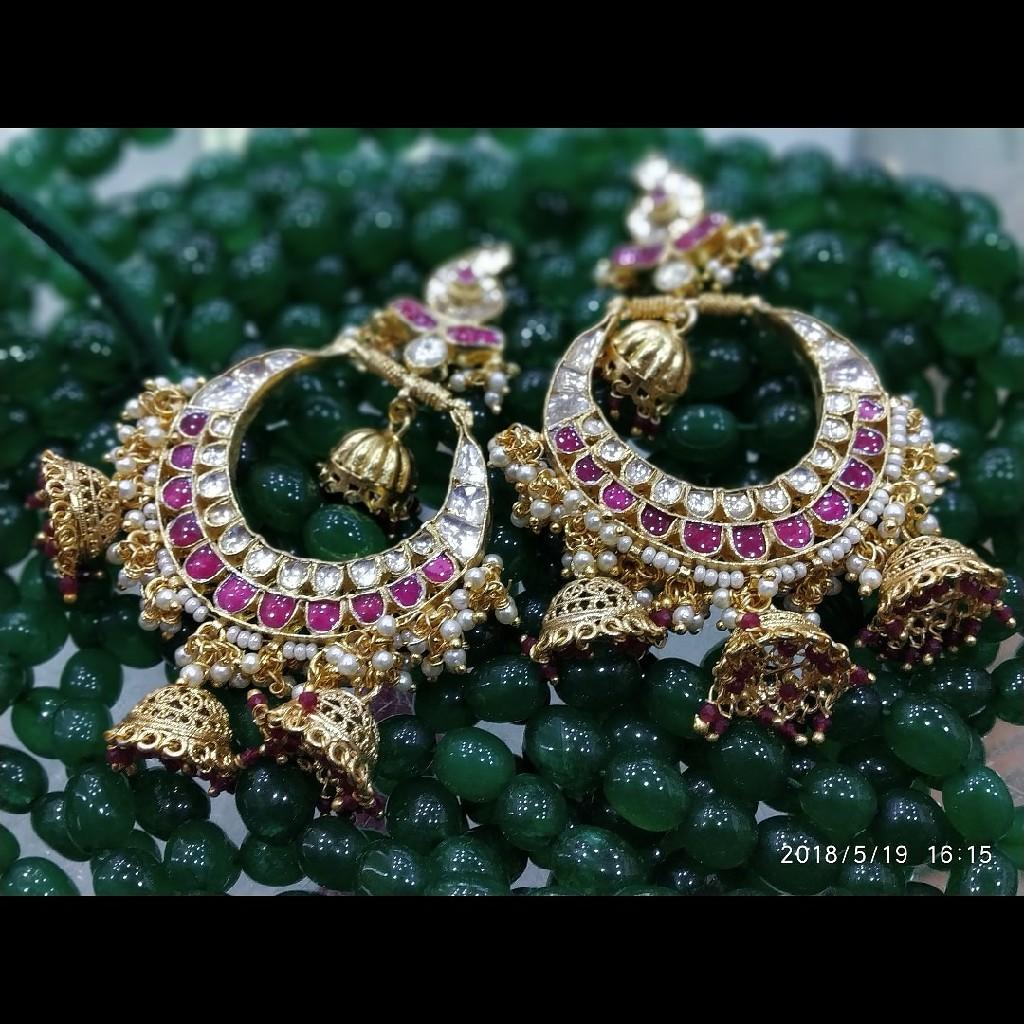 Kundan earring p 300
