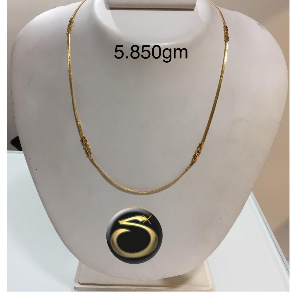 22KT Gold Fancy Dokiya SC-N004