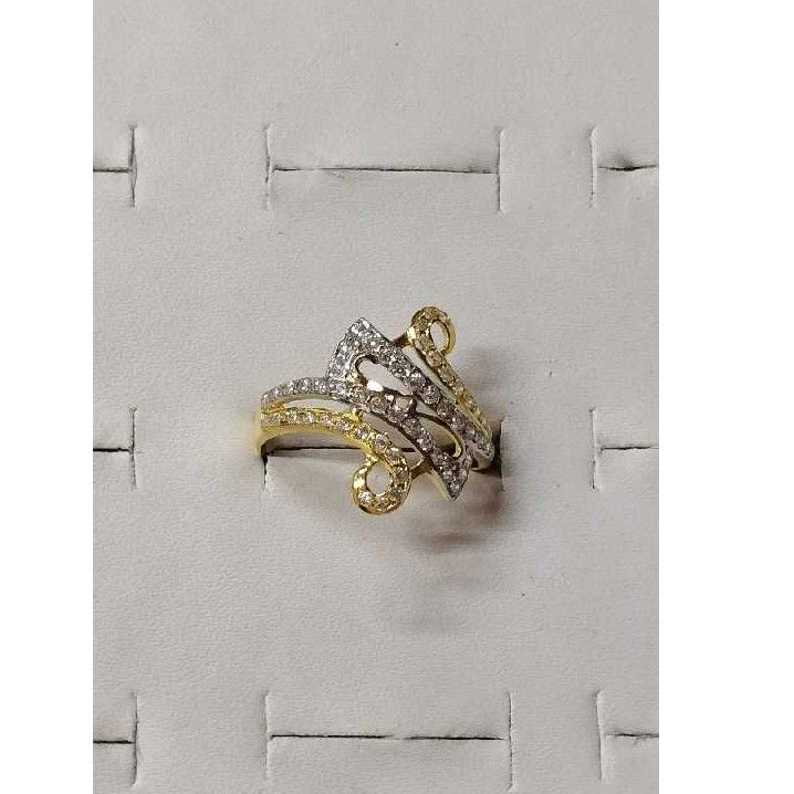 22kt/916Gold Ladies Diamond Ring