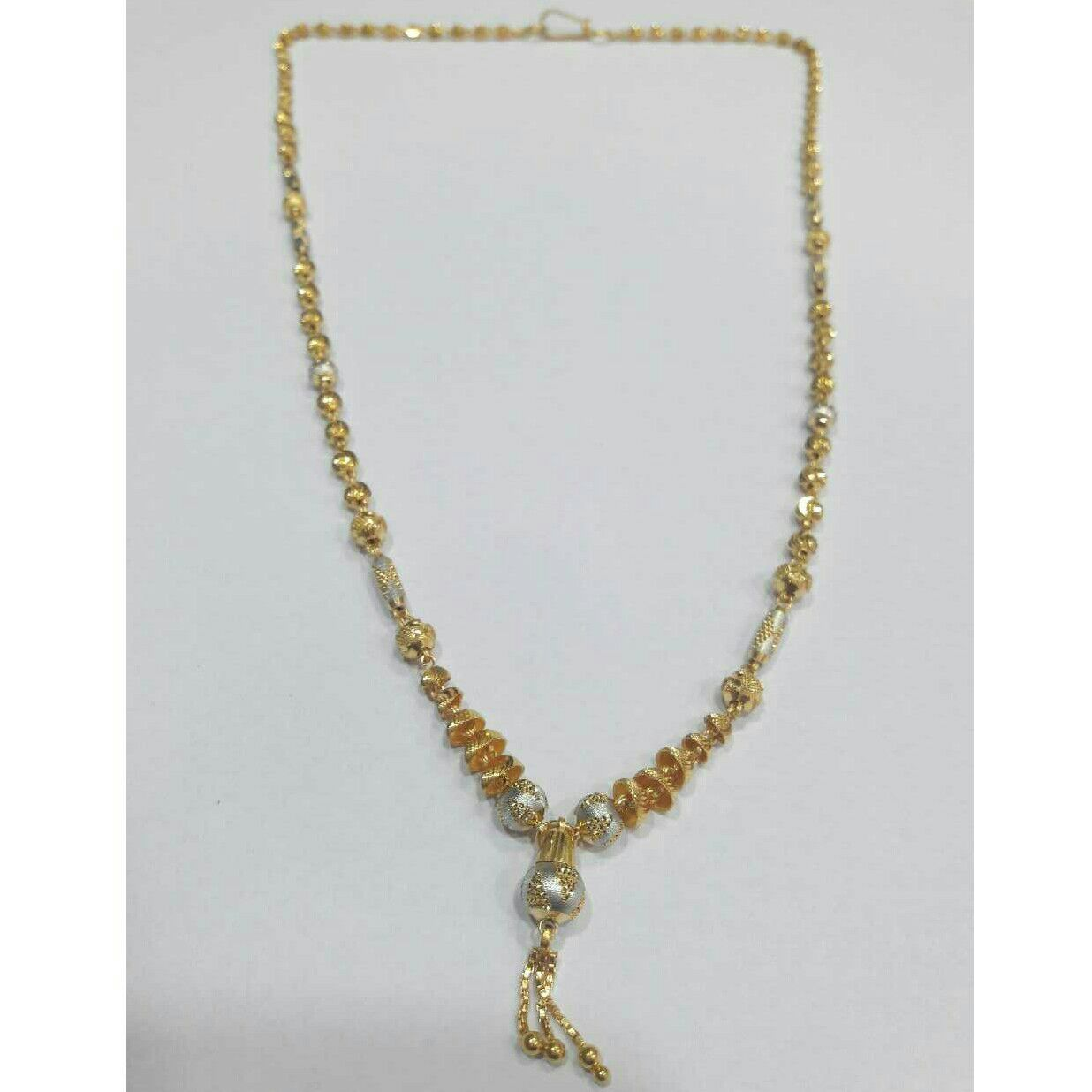 22K / 916 Gold Ladies Indian Special Mala