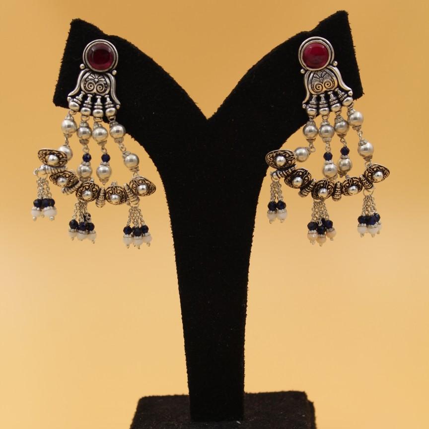 92.5 antique earrings sl e022