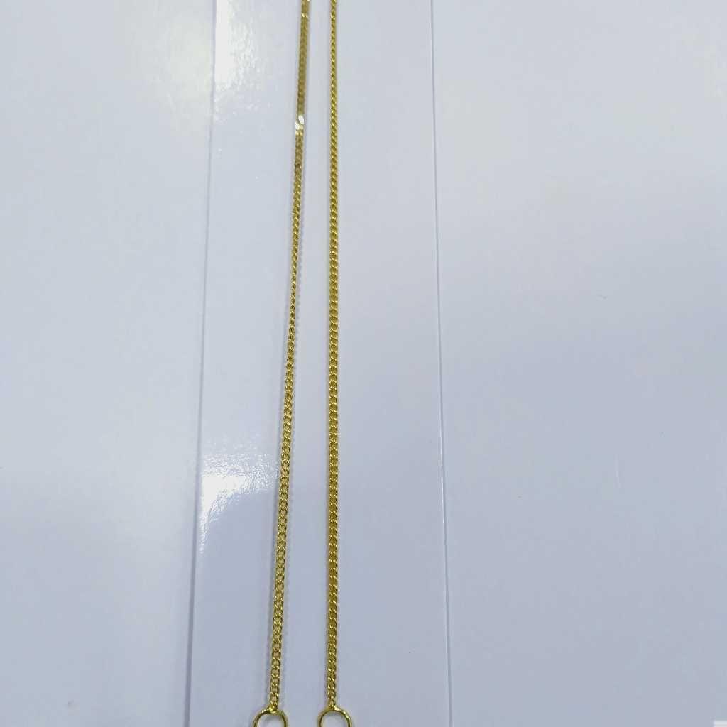 840 gold fancy Light weight kanser rj-k048