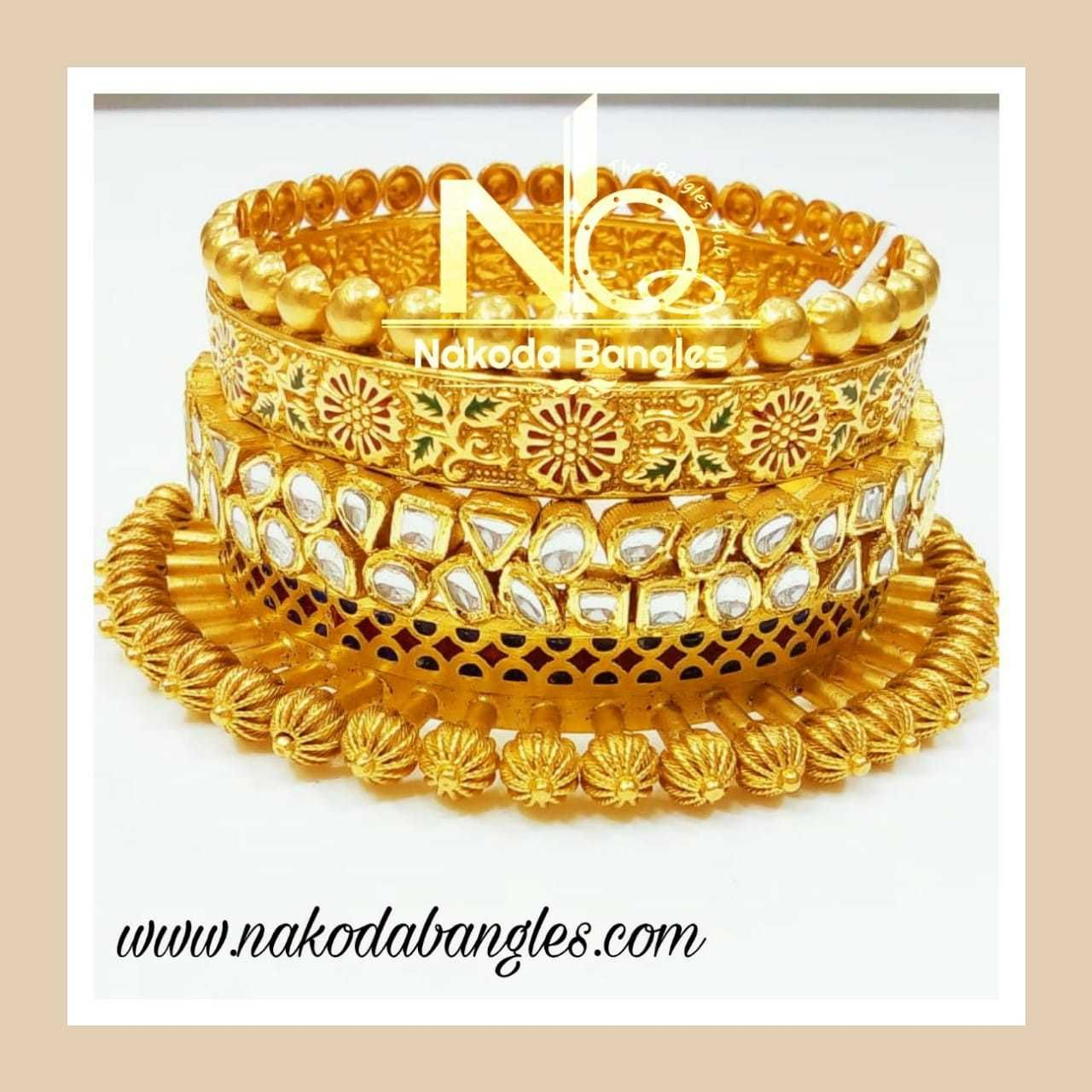 916 Gold Antique Chud NB-1119