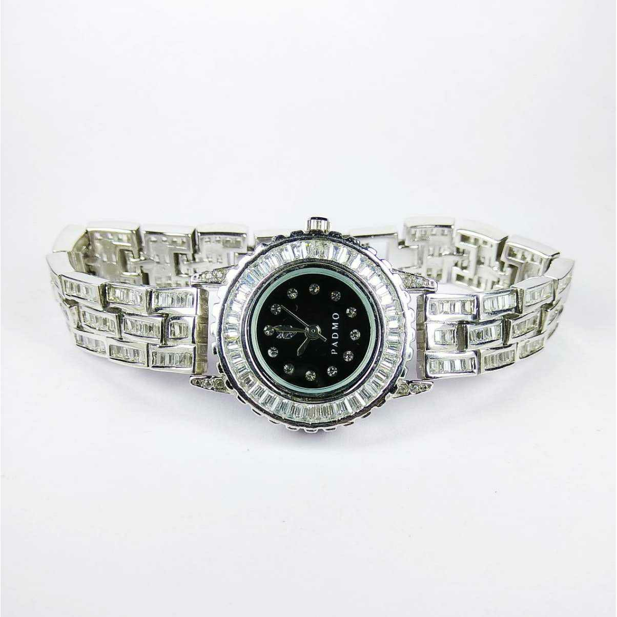 New Expensive 925 Silver Ladies Watch