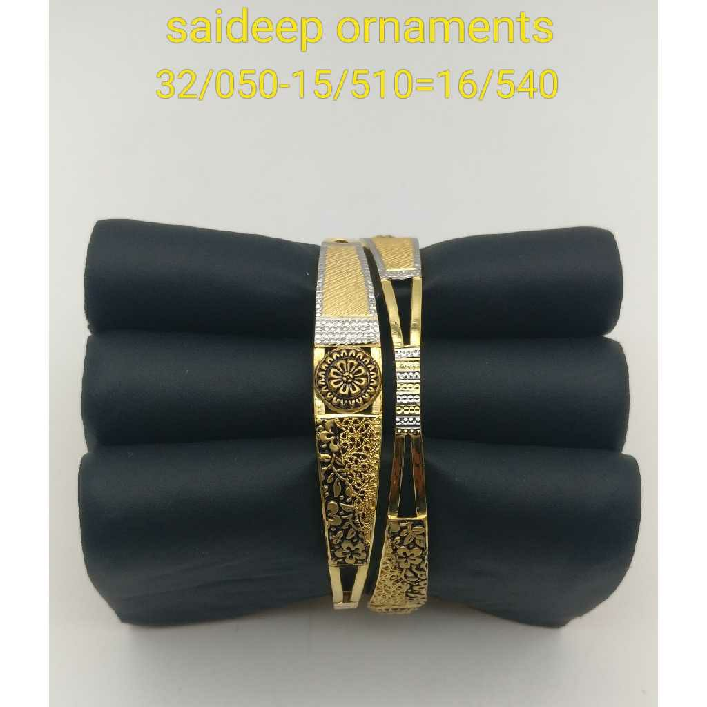 916 22 Kt 916 Gold Kadli Design