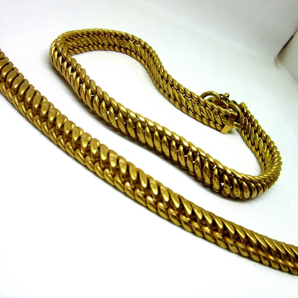 Gold 22k 916 Payal