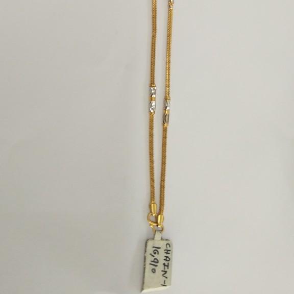 916 Gold hallmarked chain IL5159